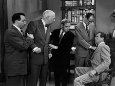 Naked City (1948) Movie Pilot inspired the TV series.