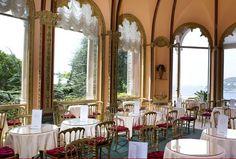 Sun Room now a cafe at Villa Ephrussi Salon - Google Search
