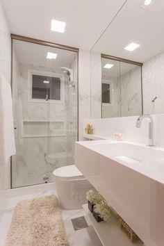 Bathroom Design Layout, Home Room Design, Bathroom Design Small, Bathroom Interior Design, Modern Bathroom, House Design, Beautiful Bathrooms, Home Decor Kitchen, House Rooms