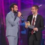Marco Mengoni ospite a Che tempo che fa (VIDEO )