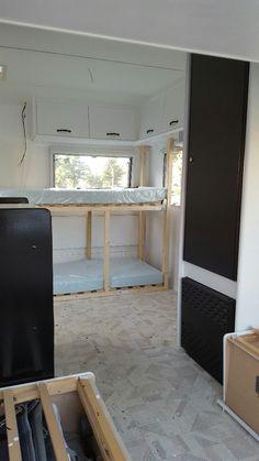 Gepimpte caravan | caravanity 8 - zelf stapelbed bouwen