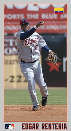 Detroit Tigers, Baseball Cards, Sports, Hs Sports, Excercise, Sport, Exercise