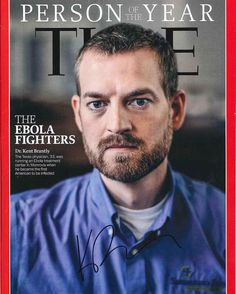Before becoming one of @TIME's Persons of the Year, Dr. Kent Brantly was the first American to be infected with the deadly Ebola virus in Liberia. The new @SamaritansPurse @FacingDarknessMovie is the incredible story and battle to his miraculous recovery. Get your ticket today for this one-night event on Thursday, March 30. #FBF