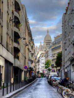 Rue de la Goutte d'Or