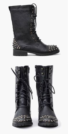 Harley Spike Boot