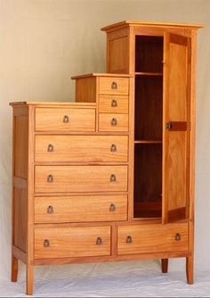 John Eugster enjoys solving challenges with his woodworking projects, and this retired shop teacher is looking to add a niche of picture frame and artist's furniture construction to support this habit.