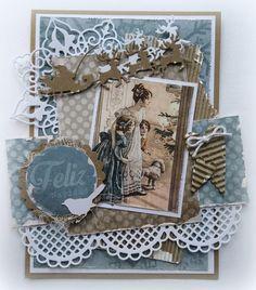 Made by Jolanda: Feliz Navidad
