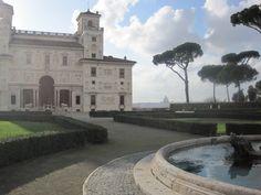 Villa Medici, Roma, Italia