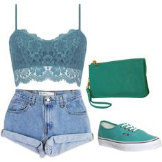 A fashion look from February 2015 featuring Levi's shorts, Vans sneakers and Humble Chic handbags. Browse and shop related looks.