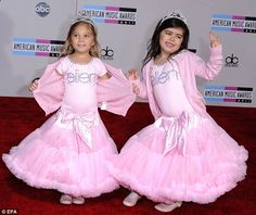 "Absolutely love Sophia Grace & her ""hype girl"" Rosie!"