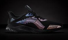 Triple Black Adidas Alpha Bounce Xeno