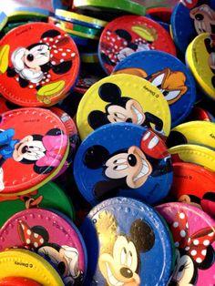 Chocolatinas de Mickey y Minnie Mouse