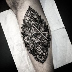 ... Illuminati Tattoo on Pinterest | Goddess tattoo All seeing eye tattoo