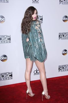 Hailee Steinfeld - 2016 American Music Awards in Los Angeles - 11/20/16