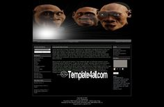 Phpfusion Themes - Black Phpfusion Style Theme #phpfusion #black #phpfusionthemes
