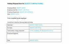 Leave of absence form leave of absence form pinterest absence leave page 5 of 5 bizorb bizorb sampleresume leaverequestformtemplate thecheapjerseys Image collections