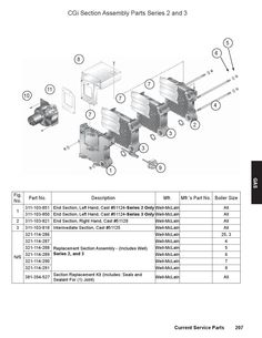 #ClippedOnIssuu from Weil-McLain Service Parts Catalog