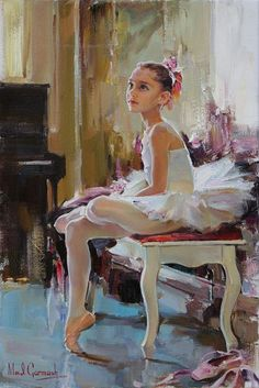 The Garmash | Romantic Impressionist / Plein Air painters | Part. 3 | Tutt'Art@ | Pittura • Scultura • Poesia • Musica