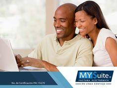 FACTURACIÓN ELECTRÓNICA. En MYSuite contamos con diferentes servicios y paquetes en facturación electrónica y nómina que se adaptan a las necesidades de su empresa. Si desea conocer más sobre nosotros y el trabajo que realizamos, le invitamos a comunicarse al teléfono 01 (55) 1208-4940 o puede visitar nuestra página en internet http://www.mysuitemex.com/.   #MYSuite