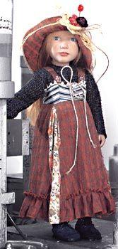 Zwergnase - Flavie  55 cm 780.00 Doll Cottage - Collectible Dolls, Play Dolls & Accessories
