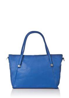 Handtas Jacqueline (Blauw)