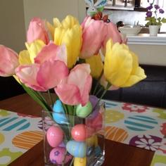 Easter Arrangement I just put together