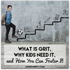 What Is Grit -- Main Poster