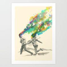 Emanate+Art+Print+by+Nicebleed+-+$18.00