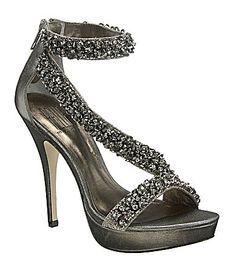 0cbbf3960fa Favilla Sandals by Pelle Moda. My perfect wedding shoes!