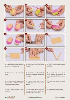 Cursos y tutoriales para manualidades: como hacer fofuchas paso a paso 6