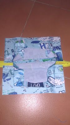 PANDIELLEANDO: Estuche Triple (tutorial) Pouch, Pencil, Quilts, Embroidery, Sacks, Sewing, Manualidades, Backpacks, Atelier