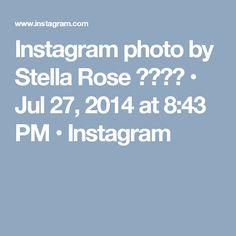 Instagram photo by Stella Rose 🌞🦋🌈✨ • Jul 27, 2014 at 8:43 PM • Instagram