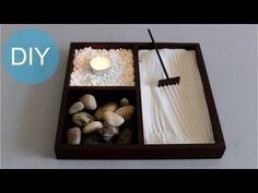 Cómo hacer un Jardin Zen / Decora tu cuarto - Hablobajito - YouTube