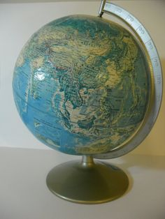 Magnetic world globe puzzle this is a promotional piece whereby magnetic world globe puzzle this is a promotional piece whereby you could buy for a whole class or office as grad presents or christ globes maps gumiabroncs Image collections
