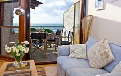 Holiday Rental – Sea Breeze at 3 The Fish Cellars, Portwrinkle – Beaches and Sea | BeachesandSea.com