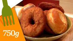 Recette de Donuts inratable - 750 Grammes