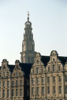 Belfry of Arras.   http://www.pinterest.com/adisavoiaditrev/  Find Super Cheap International Flights to Lille, France ✈✈✈ https://thedecisionmoment.com/cheap-flights-to-europe-france-lille/