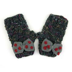 aubrey fingerless gloves