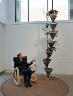 Artist advocates worm composting solution to reduce waste and methane emissions