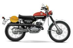 In einer Zeit weit vor Ken Roczen war der Geländesport hierzulande populärer als Motocross, und deutsche Marken fuhren oft genug ganz vorne mit. Zündapp lieferte sogar die käufliche Hardware zum Offroad-Kult.