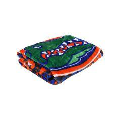 Florida Gators Throw Blanket, Multicolor