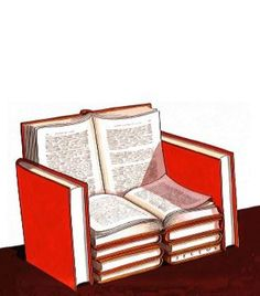 © Selçuk DEMIREL (Artist. Turkey - France) via his website. A loveseat for booklovers -pfb :-) ... KEEP attribution & links when repinning or posting to other social media (ie blogs, twitter, tumblr etc). Don't pin the art & erase the artist. Give credit where due. See: http://pinterest.com/picturebooklove/how-to-pin-responsibly/ -pfb