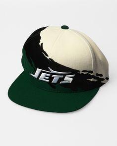 Mitchell   Ness New York Jets NFL Paintbrush Snapback Hat 2f2a73e4986