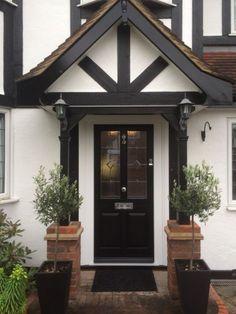 kingston timber front door with obscure glazing door ideas