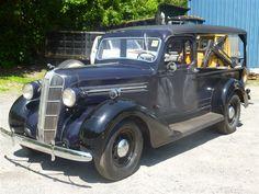 Dodge Canopy - 1936 Dodge Srt, Canopy, Antique Cars, Antiques, Vehicles, Vintage Cars, Antiquities, Antique, Car