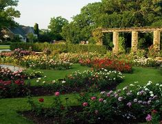 Borner Botanical Gardens in Hales Corners, WI would be a great venue for a rustic, spring or summer wedding!