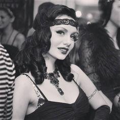 Ana Perduv Great Gatsby party @ Pepermint Ilica 24