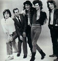 The Rolling Stones, Mick Jagger, Keith Richards, Charlie Watts, Bill Wyman, Ron Wood
