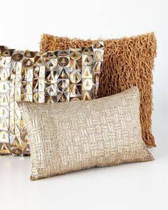 Aviva Stanoff Natural Pillows