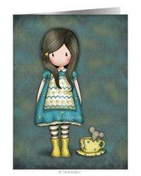 Gorjuss Cards - The Little Friend